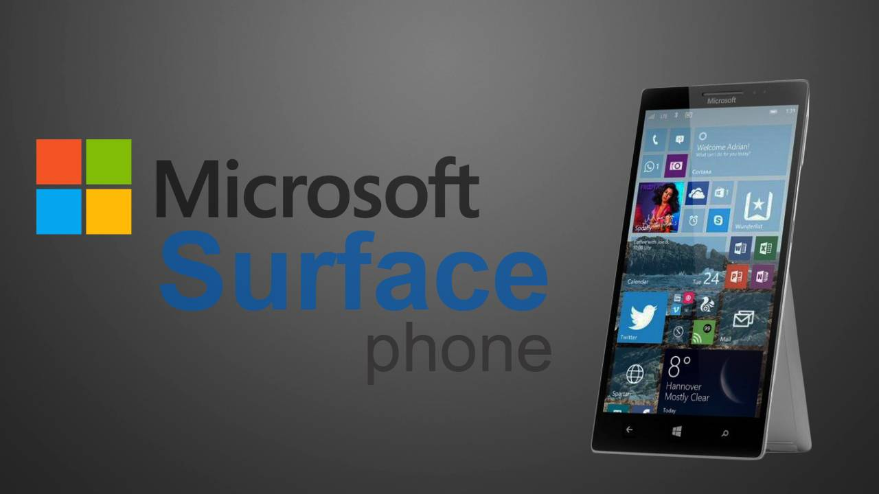 Surface Phone IFA 2016 #7 YouTube Live AndreHBuss
