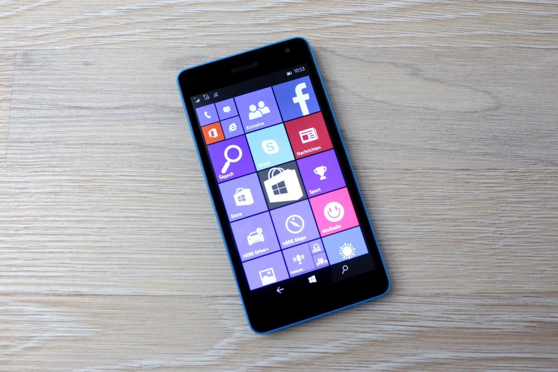 A Microsoft parece estar fazendo a remoção de seus smartphones de suas lojas nos Estados Unidos