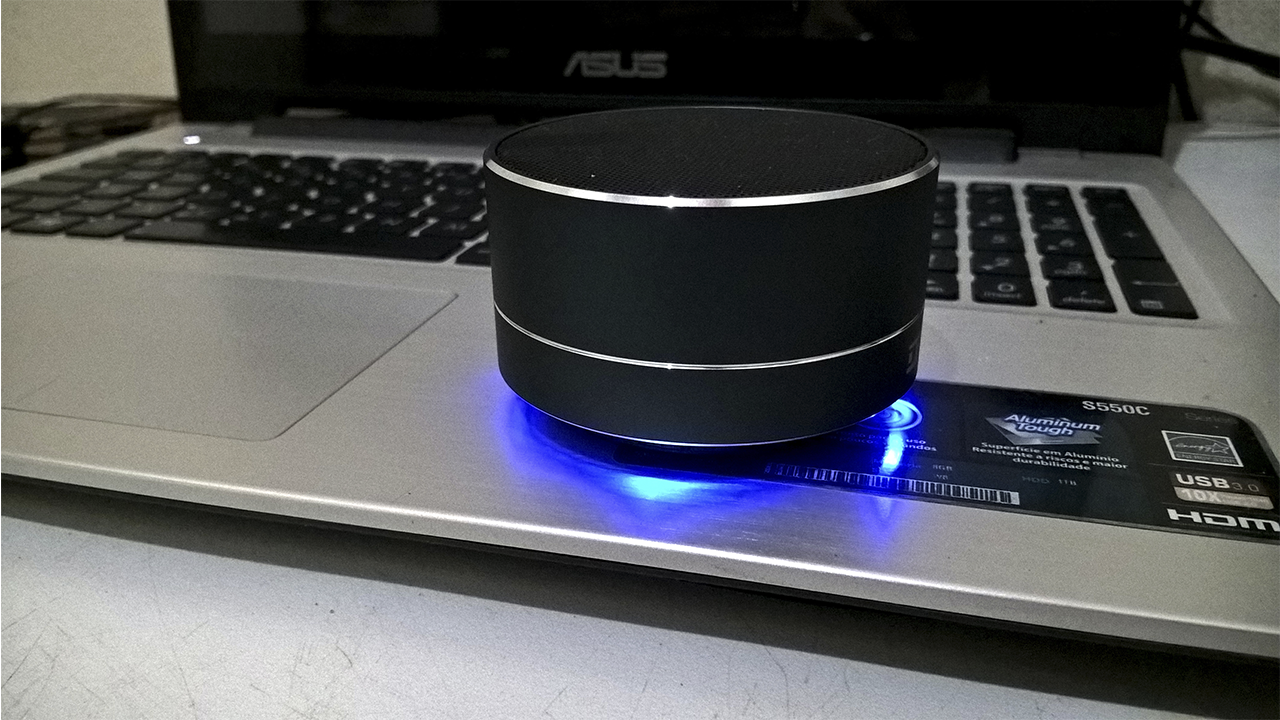 Unboxing/Review da Caixinha de Som DT A10 (Compra GearBest)
