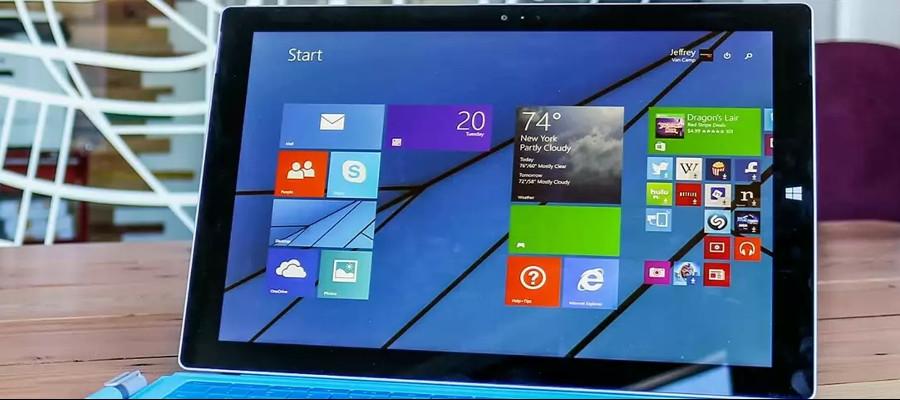 Póximos Surfaces podem chegar ao mercado com o novo processador Kaby Lake da Intel