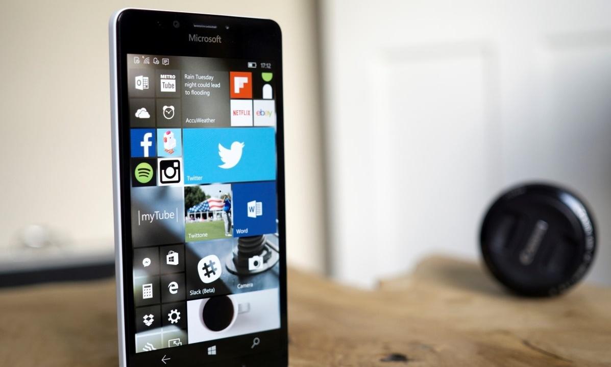 Ao que tudo indica a Microsoft já está pronta para liberar o Windows 10 Mobile Anniversary