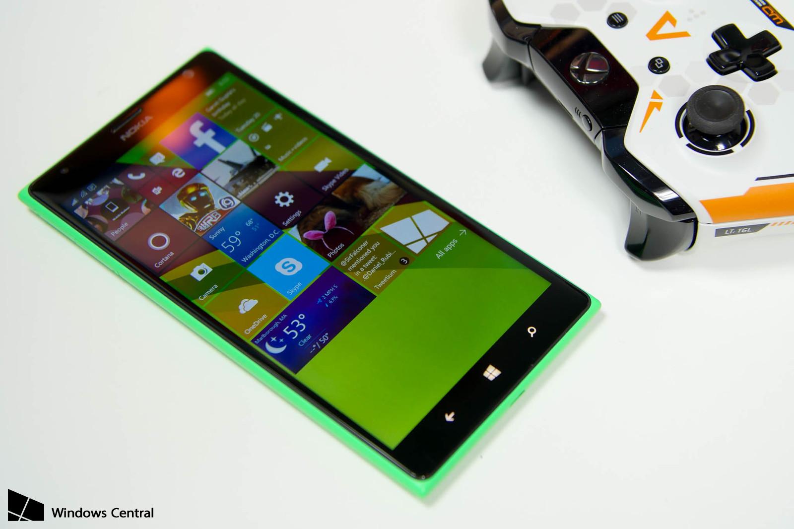Em breve será possível jogar os jogos do Xbox no Windows 10 Mobile via Streaming