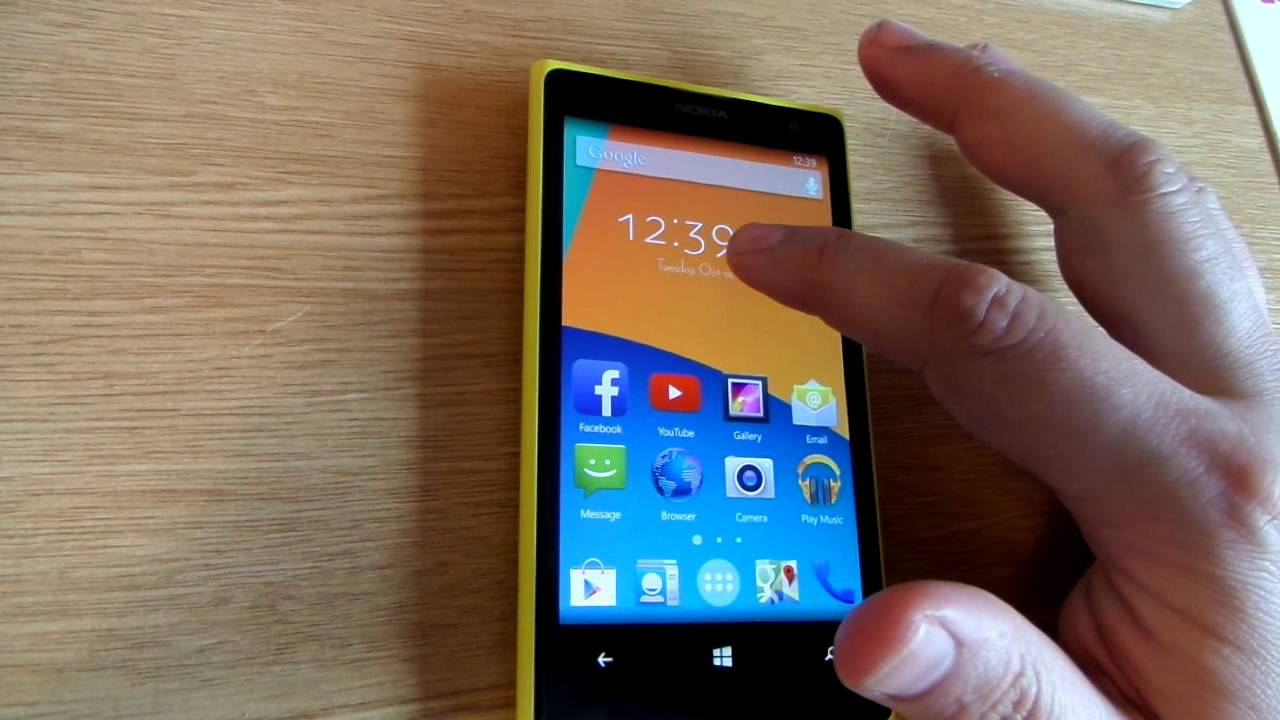 Lumia 525 rodando Android Marshmallow passa por testes An Tu Tu, Confira o resultado: