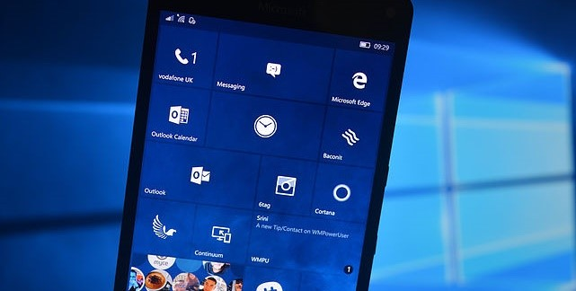 Microsoft libera Build 14393.105 para Windows 10 Mobile em modo Lento e Release Preview