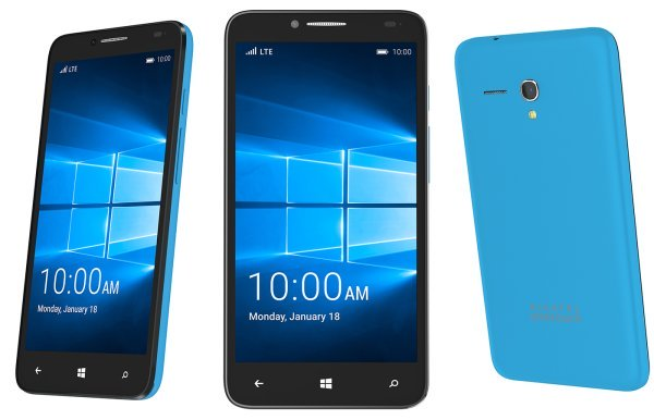 T-Mobile (EUA) se prepara para vender o Alcatel ÍDOLO 4S com o Windows 10 Mobile