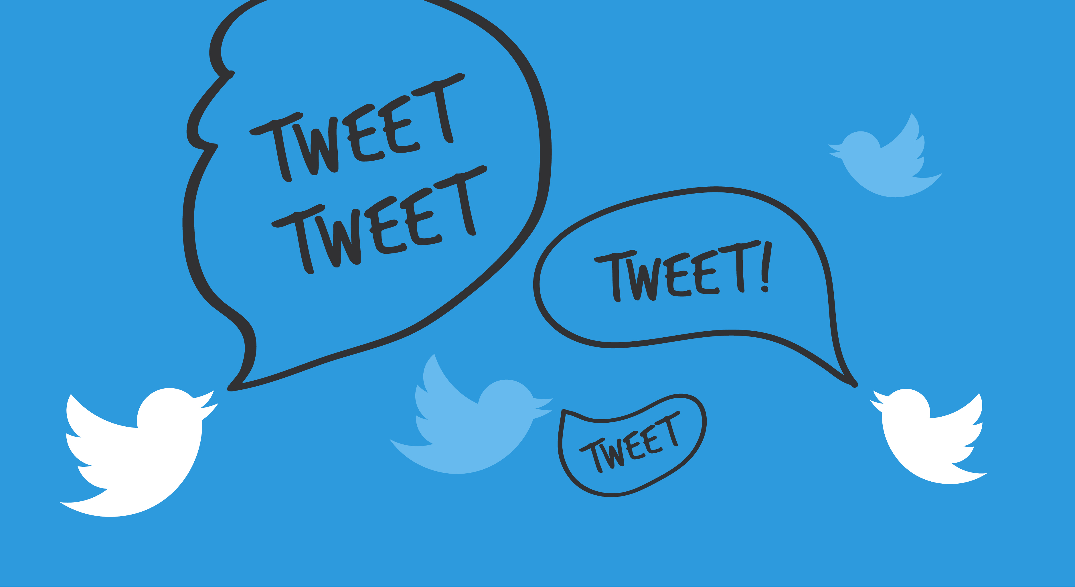 Twitter deixa de contar nomes de usuário e links para seu limite de 140 caracteres por tweet