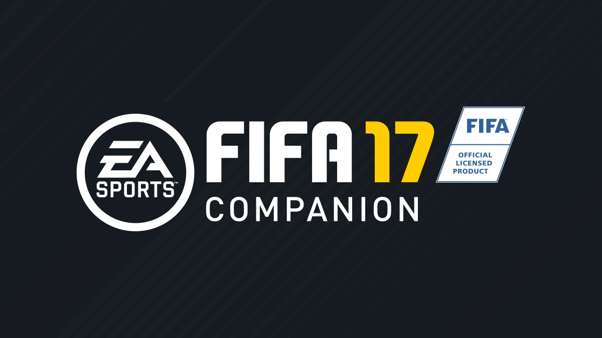 FIFA 17 Companion é lançado Windows 10 Mobile, Android e iOS