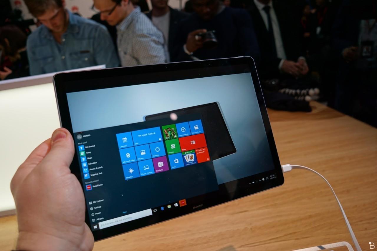 Huawei se junta a brincadeira da Microsoft, e em novo anúncio compara Matebook com iPad Pro