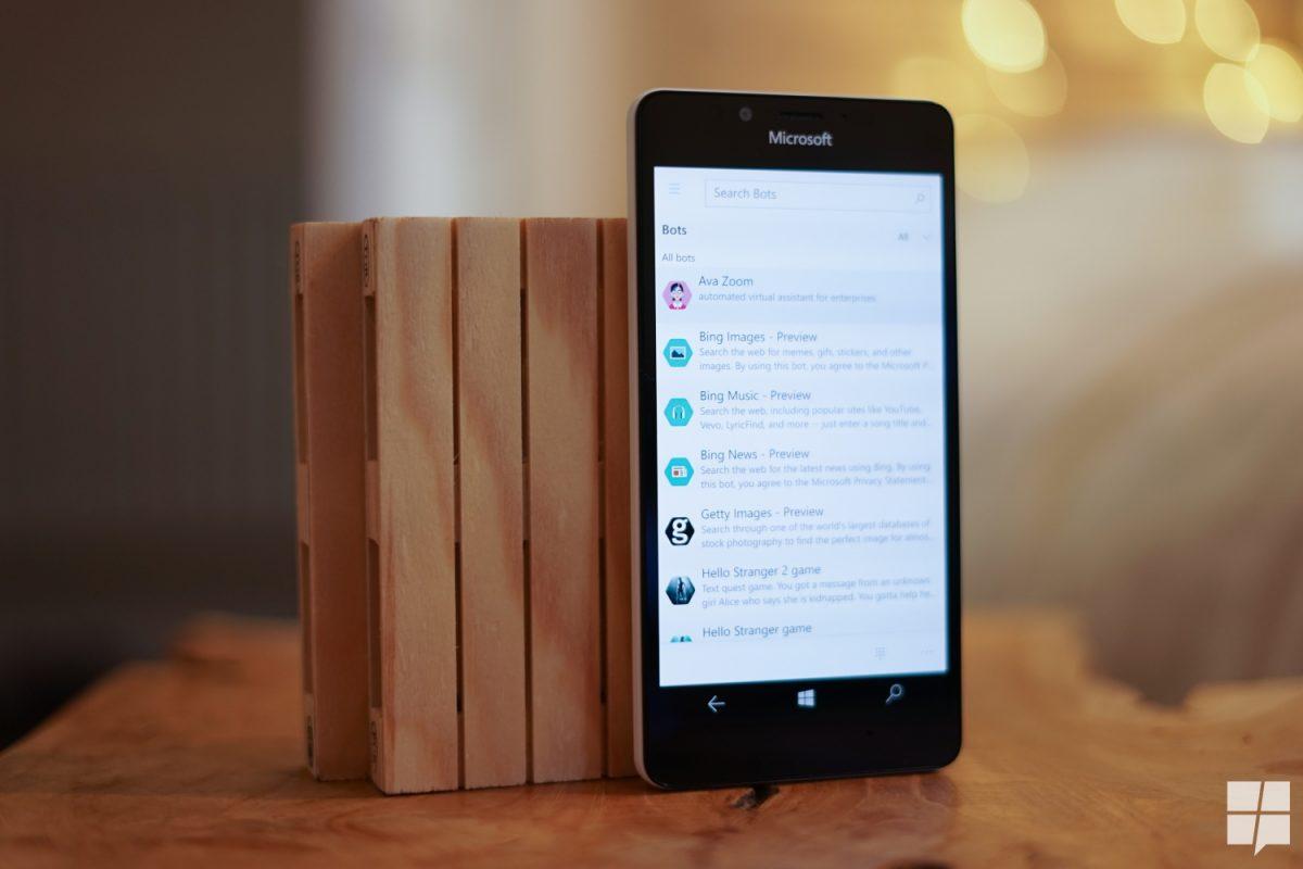 Agora é possível enviar SMS através do App Skype UWP para Windows 10 Mobile