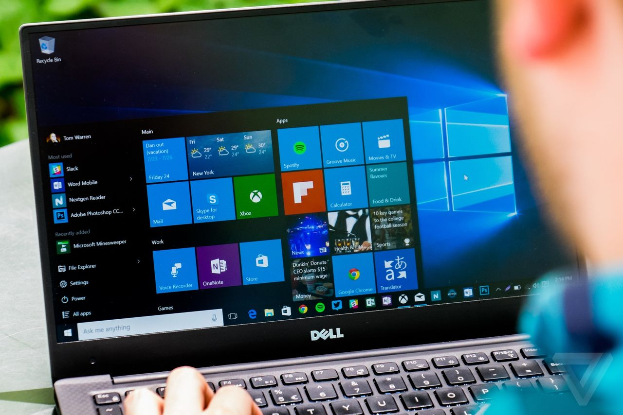 Microsoft libera Build 15048 para Insiders em Slow Ring no Windows 10 PC