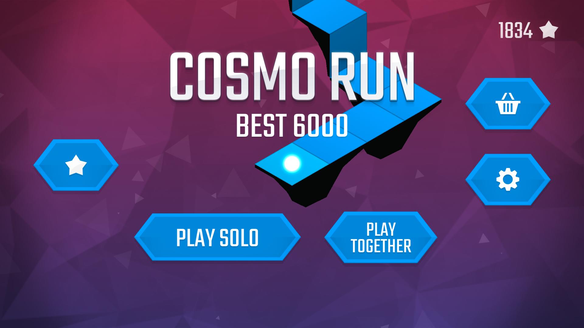 Cosmo Run, jogo de Xbox agora disponível na loja do Windows 10 PC e Mobile