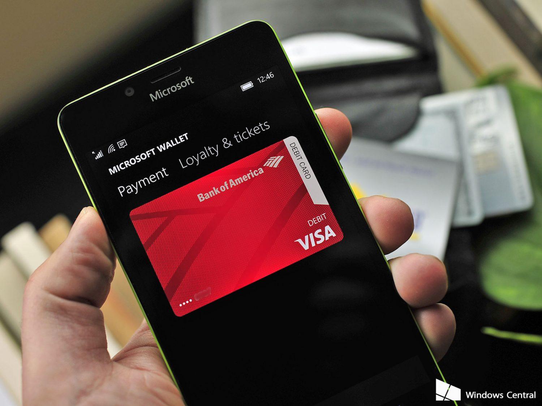 Carteira Microsoft irá suportar o Masterpass da Mastercard no Windows 10 Mobile