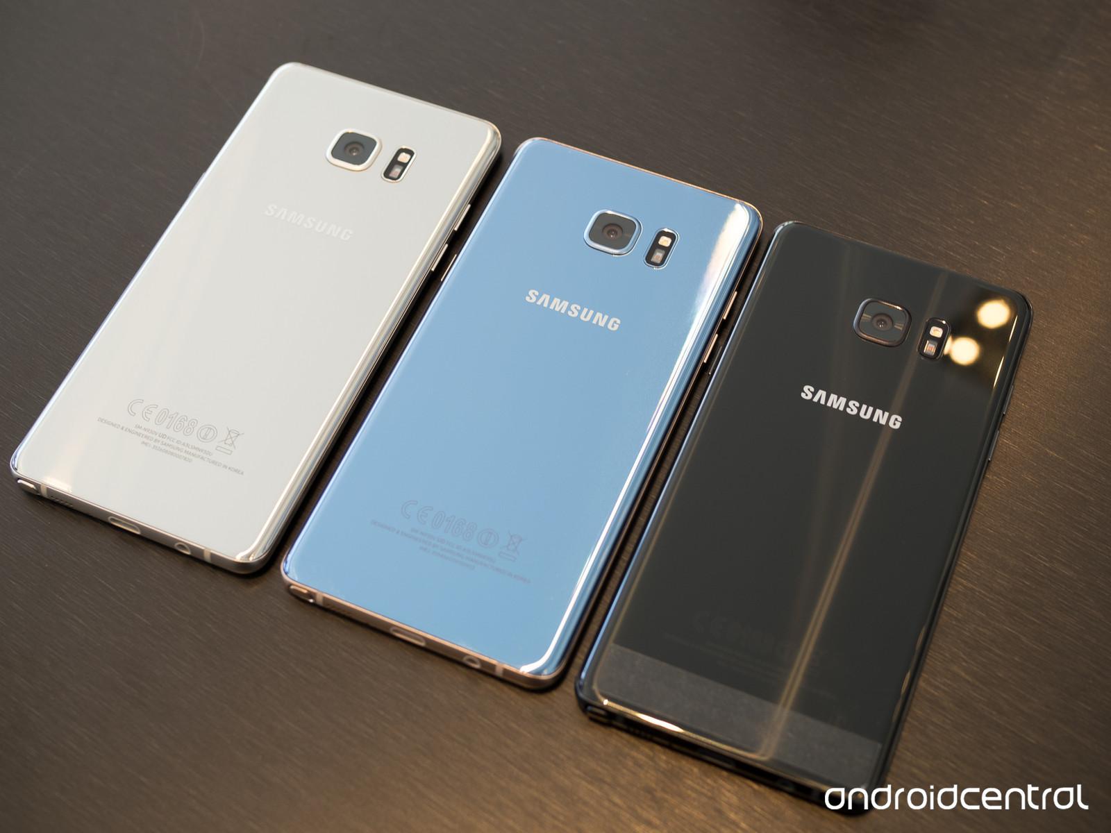 Galaxy Note7 receberá atualização com limitação de carga a 60% para evitar novas ocorrências de incidentes