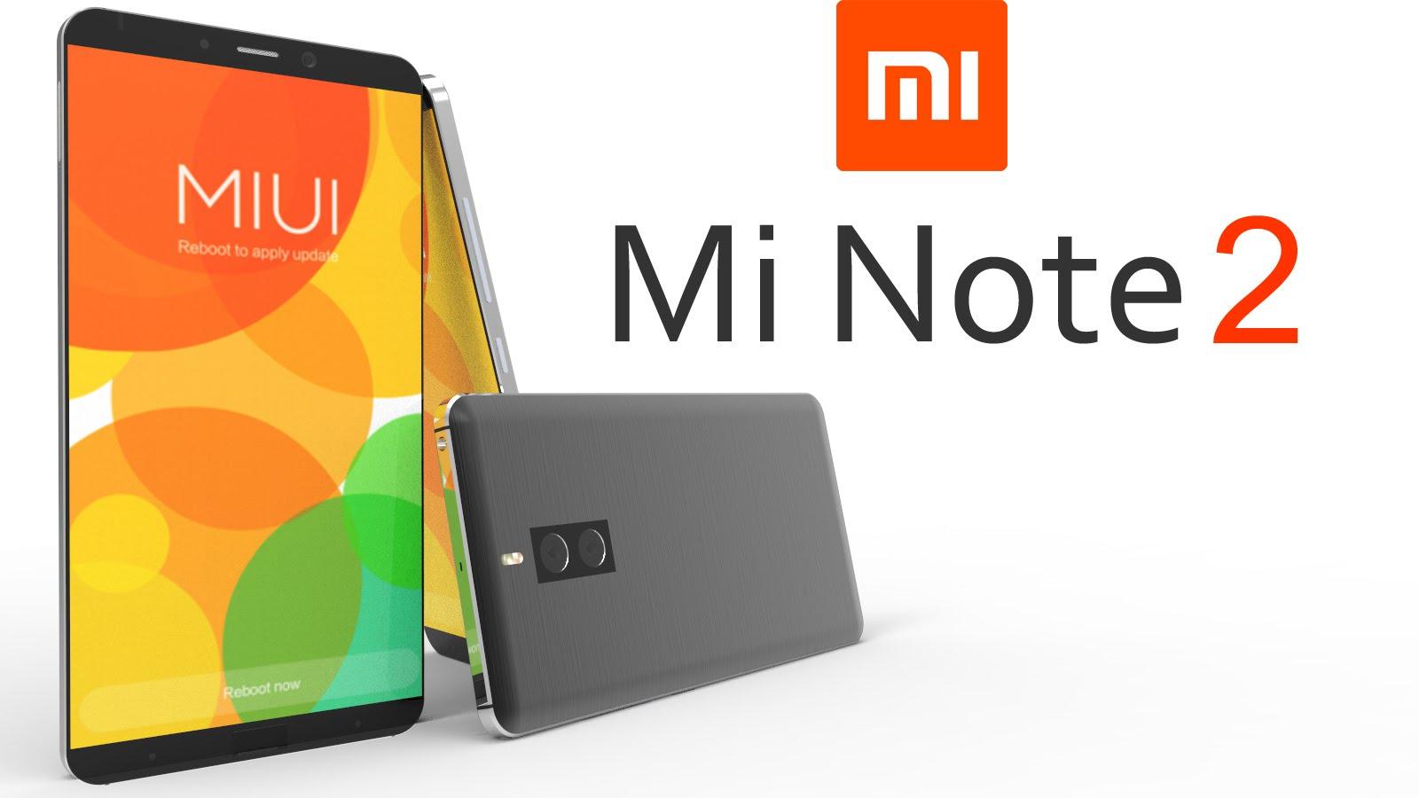 Vazou: Xiaomi Mi Note 2 com configurações surpreendentes e preço acessível