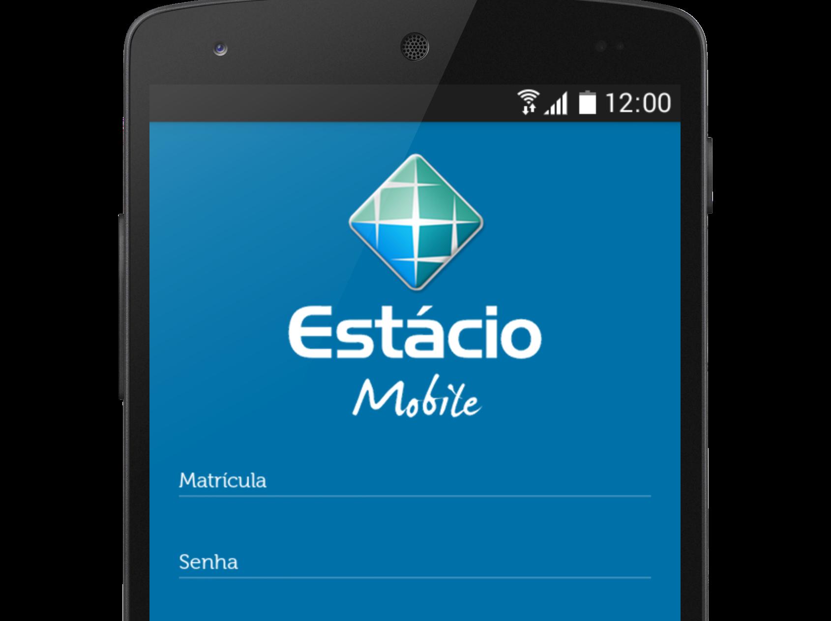 Estácio está trabalhando em seu aplicativo para Windows 10 Mobile