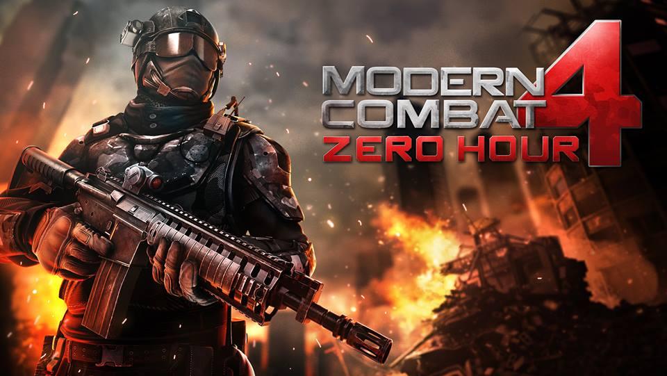 Gameloft anuncia desconto surpreendente para Modern Combat 4: Zero Hour na Black Friday