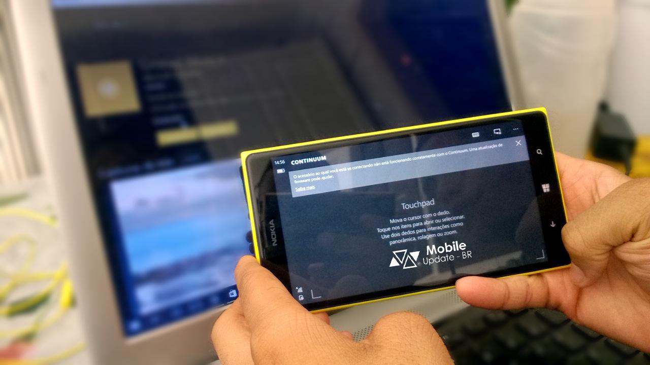 [Vídeo] Como ativar o Modo Continuum em qualquer aparelho com Windows 10 Mobile em PT-BR