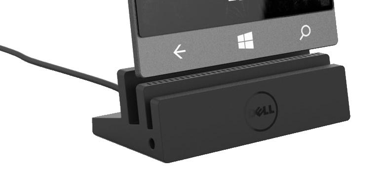 """Evan Blass vaza mais um render do """"falecido"""" Dell Stack desta vez mostrando a sua linda Dock"""