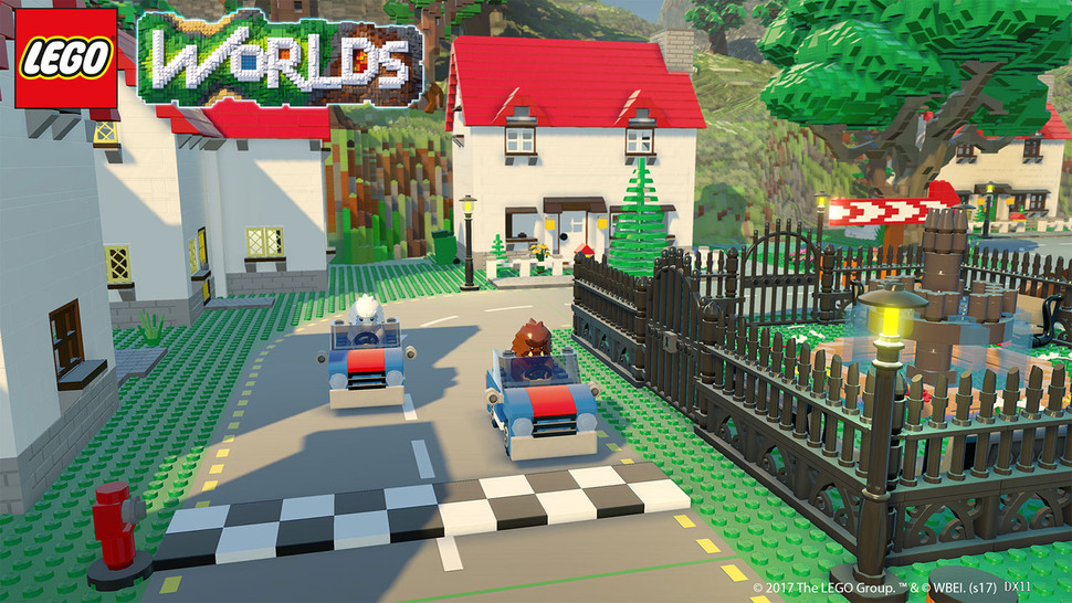 'LEGO Worlds' está chegando para Xbox One em 24 de fevereiro de 2017, conheça:
