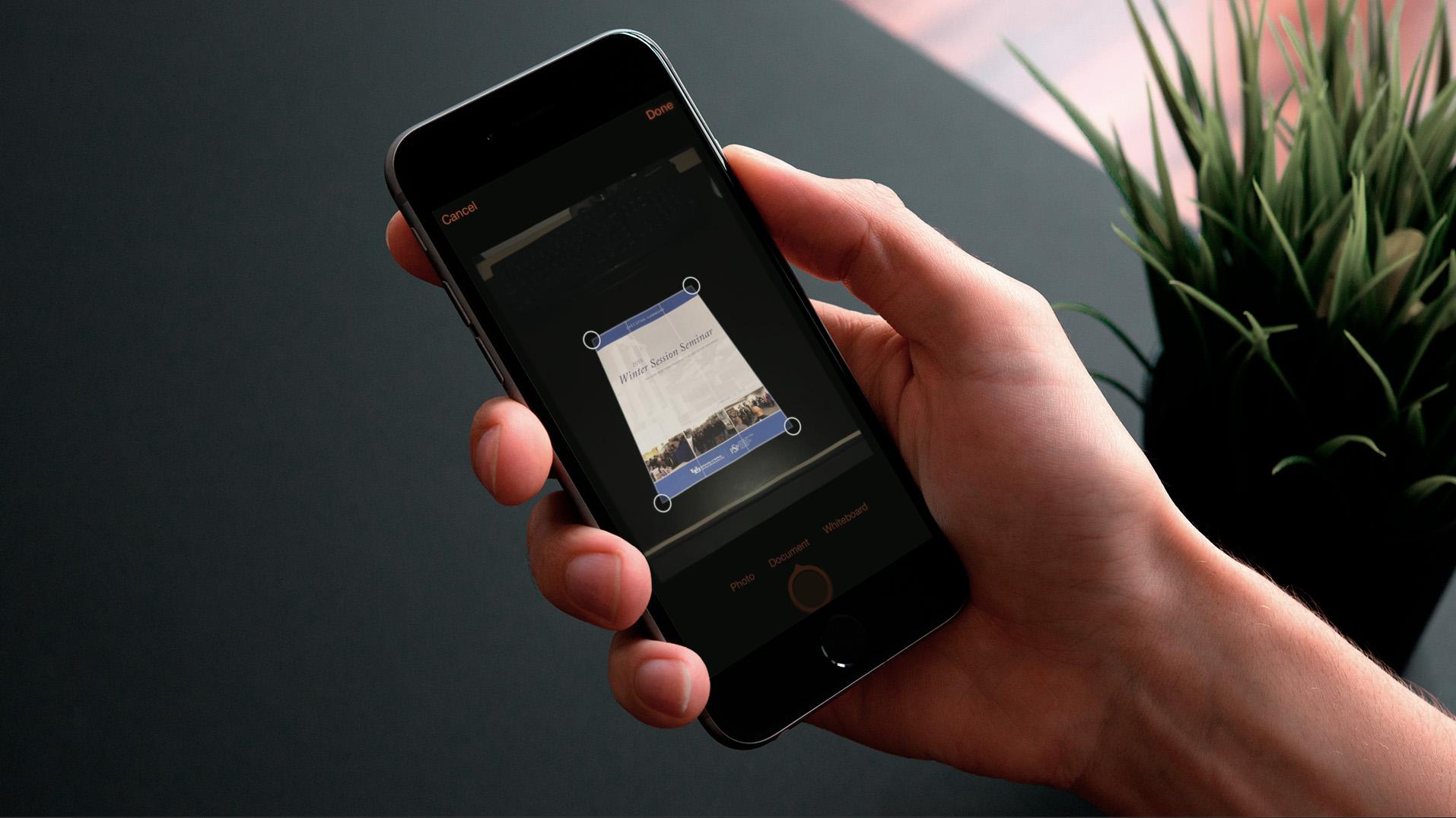 Office Lens para iOS ganha novo leitor Imersivo e Guia de Quadro, veja: