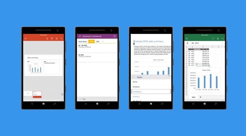 Windows 10: Office atualizado com pequenas melhorias