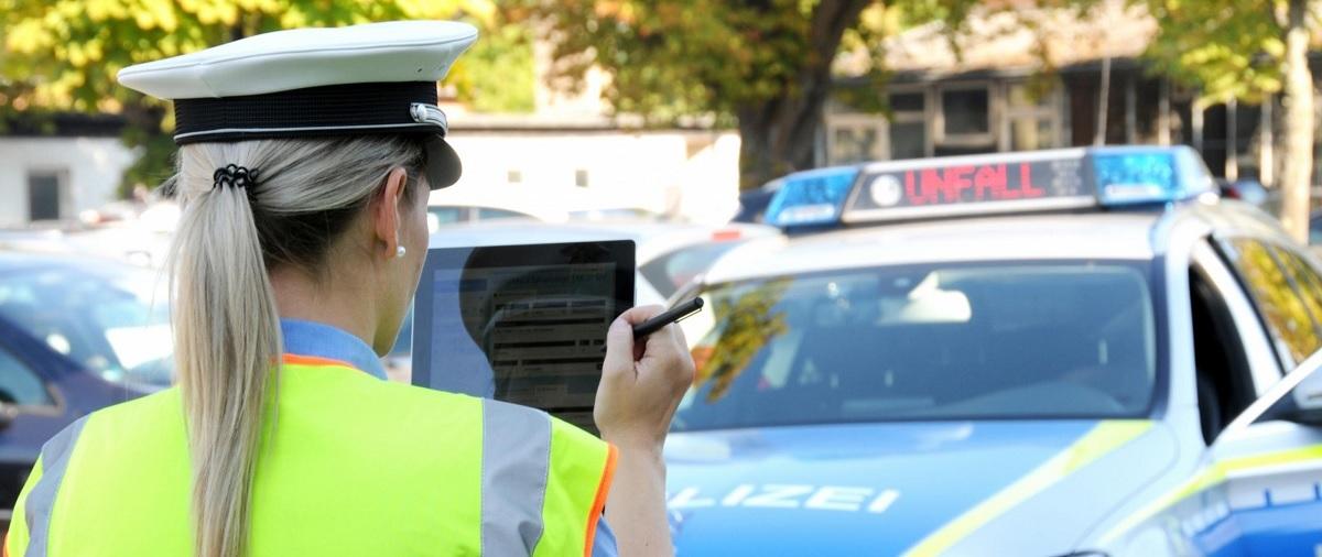 Serviço de Polícia de Saarland (Alemanha) adota o HP Elite X3 e Surface para registro de dados