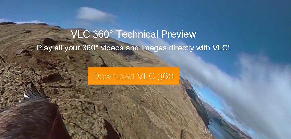 VLC 3.0 Technical Preview para Desktop agora suporta vídeos e fotos me 360 ​​graus