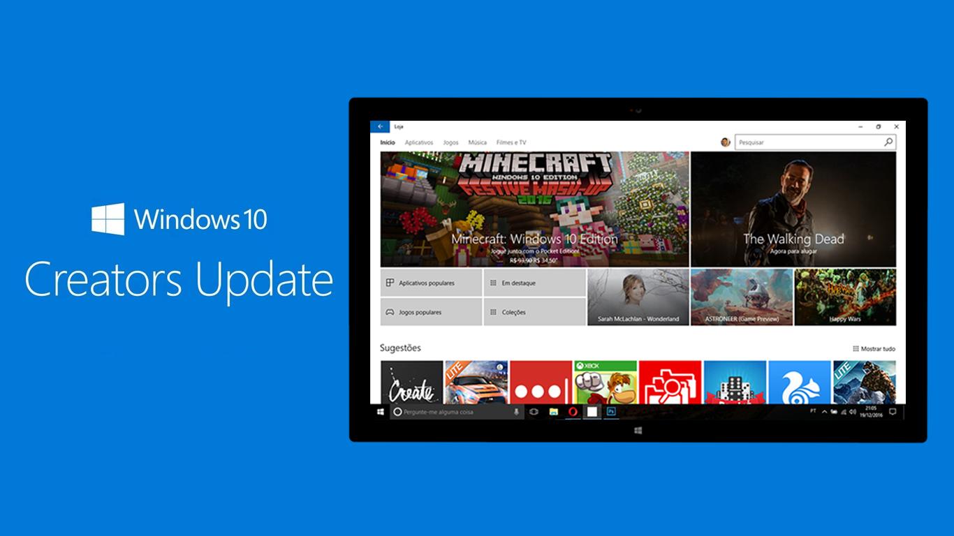 Surgem os primeiros temas oficiais na loja do Windows 10