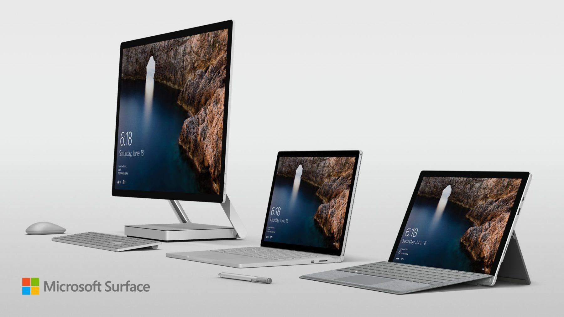 Microsoft: cada vez mais pessoas estão trocando Macs por Surfaces.