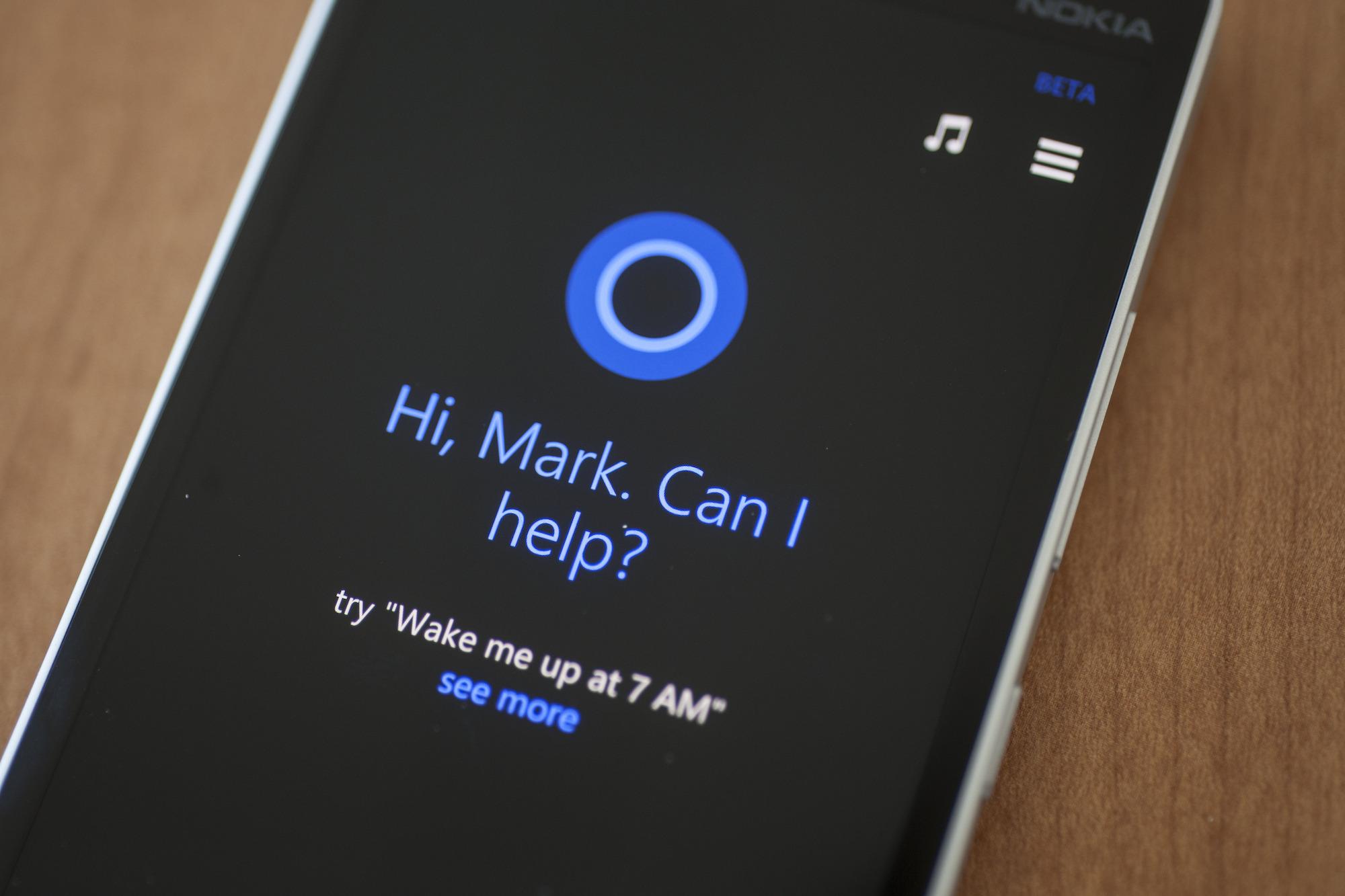 Microsoft pretende fazer com que a Cortana tenha conversas completas e coerentes com você