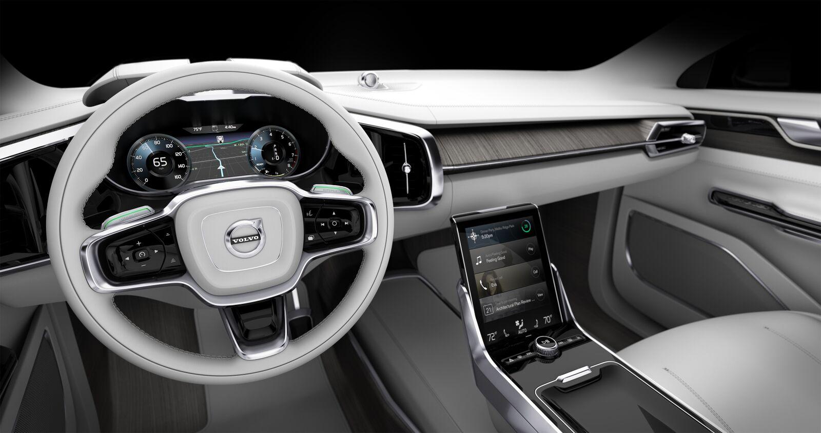 [Vídeo] Está é a visão da Microsoft e da Volvo sobre a produtividade em carros autônomos