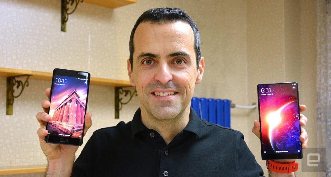 Hugo Barra deixa cargo de vice-presidente da Xiaomi