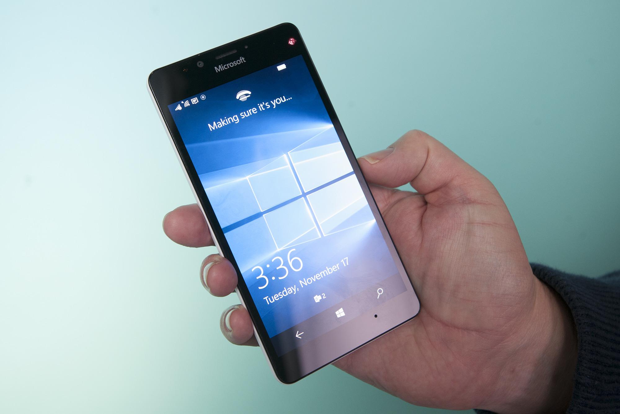 Microsoft atualiza Changelog da Build 15007 com encriptação de Cartão SD e Melhorias na Tela de Espera
