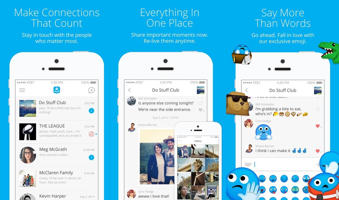 iOS: Group Me é atualizado com melhorias e correções de bugs