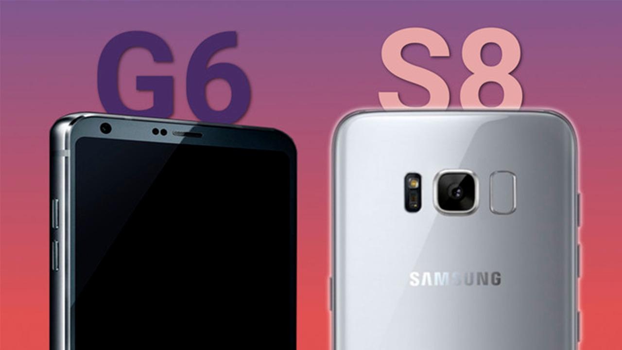 Datas de lançamentos do Samsung Galaxy S8  e LG G6 são confirmadas para o mercado internacional
