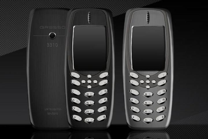 Nokia 3310 terá uma versão de luxo na Rússia e custará US$ 3 mil