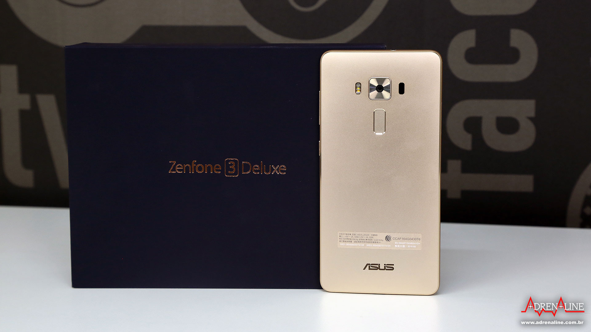 Atualização do Android 7.0 Nougat chega ao Asus ZenFone 3 Deluxe