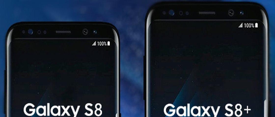 Especificações do Samsung Galaxy S8 é divulgada pela Antutu