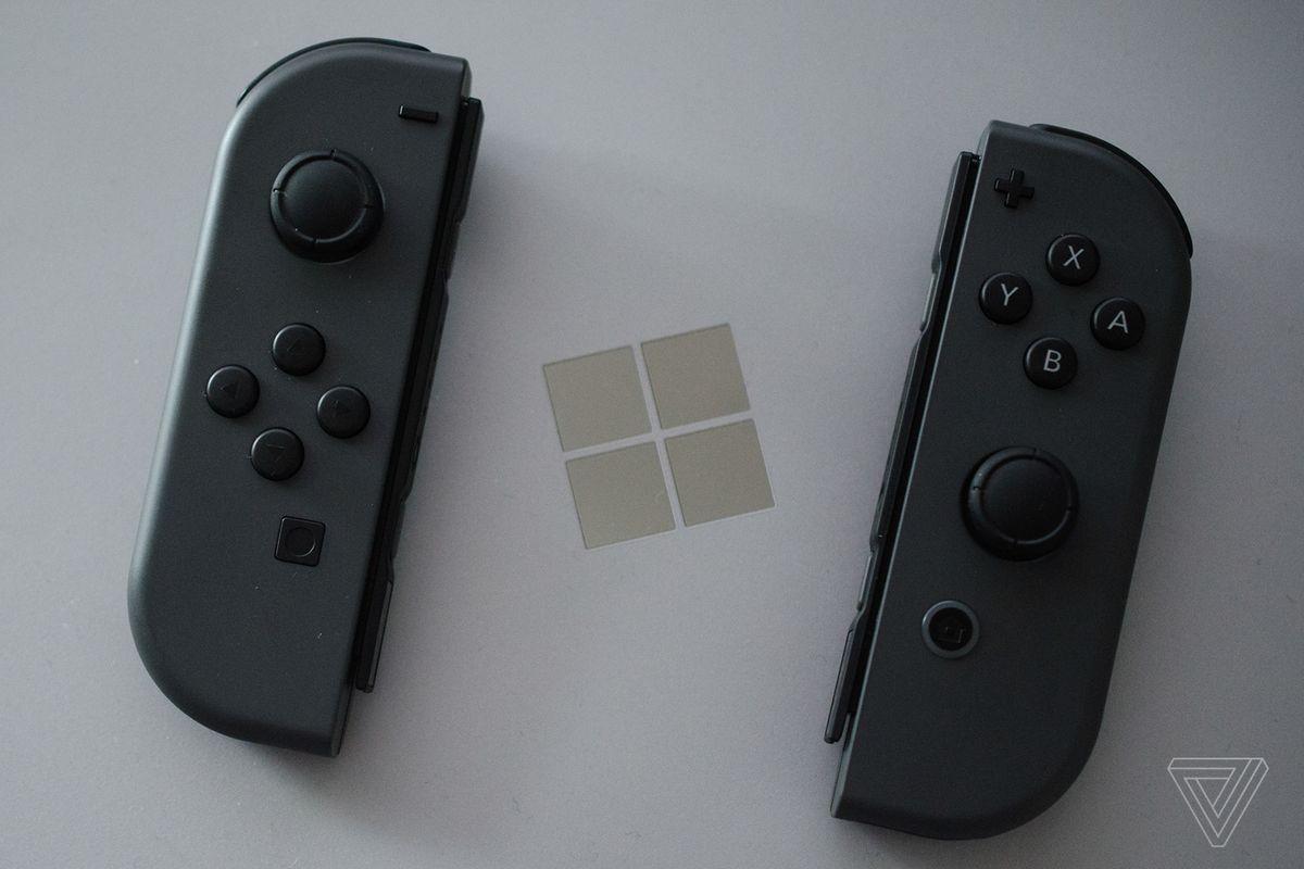 É possível utilizar os controles Joy-Con do Nintendo Switch em jogos no Windows 10
