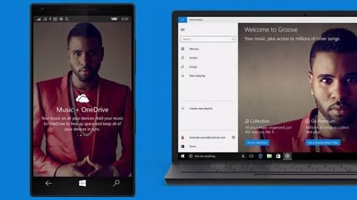 Aplicativos Groove Music e Filmes & TV ganham características do Project NEON em Release Preview no Windows 10