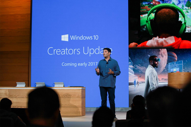 Microsoft libera duas novas atualizações cumulativas para insiders do Windows 10 Creators Update antes de seu lançamento oficial