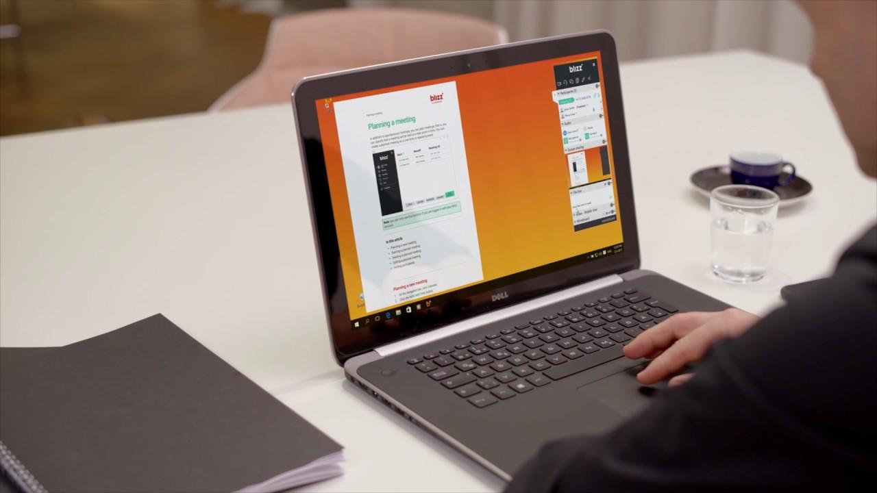 TeamViewer lança Blizz, seu novo aplicativo de conferência para Windows 10