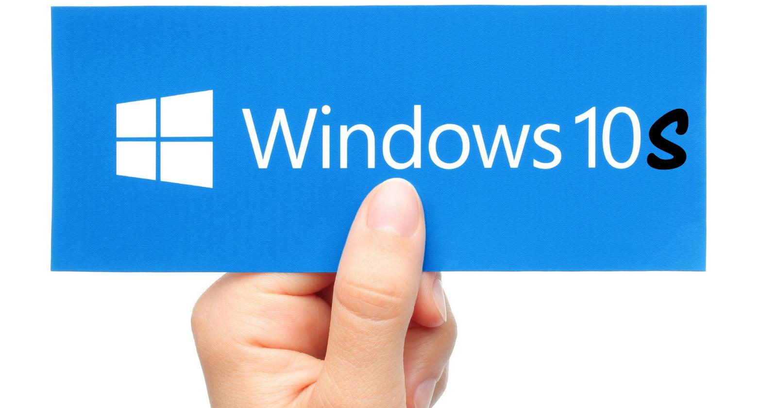 """Seria o """"Windows S"""" – o Salvador da Microsoft para os Smartphones?"""