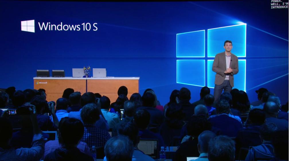 Microsoft anuncia Windows 10 S a nova versão de seu S.O voltada a educação, veja: