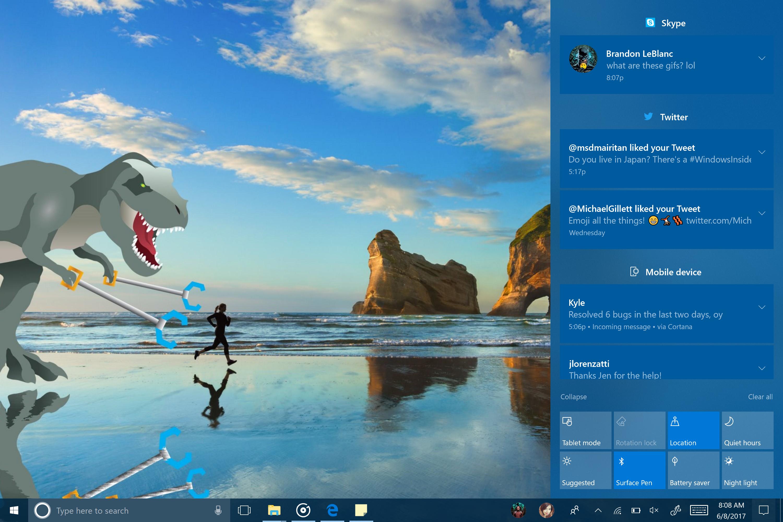 Microsoft libera Build 16215 para PC com várias novidades e Build 15222 Windows 10 Mobile com diversas correções, veja: