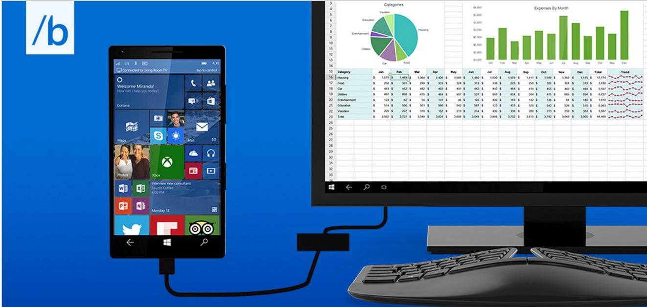 Estas são algumas das novidades que poderemos ver na próxima versão da Microsoft de Continuum