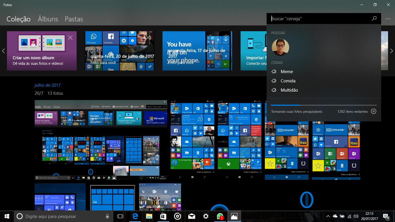 Fotos: Microsoft lança atualização para o app