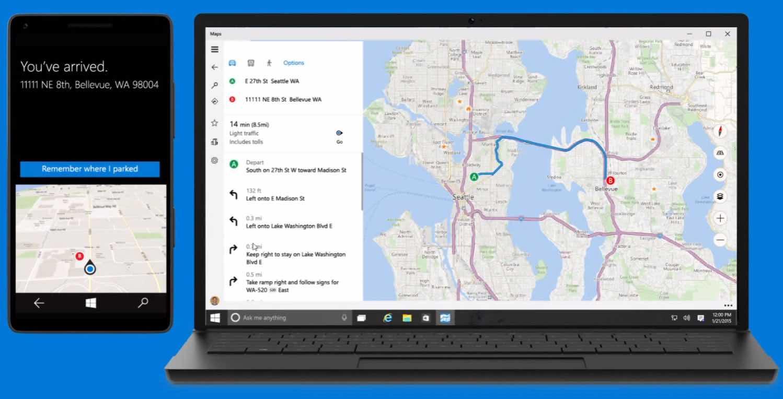 Nova atualização do aplicativo Mapas do Windows traz novo recurso para PCs e Samrtphones