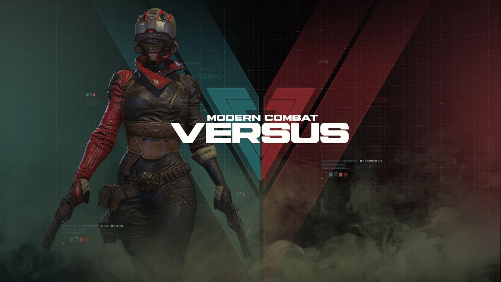 Saiu hoje!! Modern Combat Versus