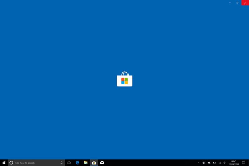 Microsoft Store: App recebe pequeno update